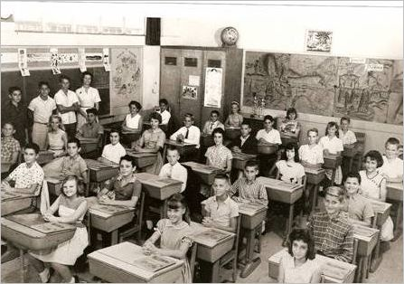 Norland Elementary School 1961 6th Grade Class